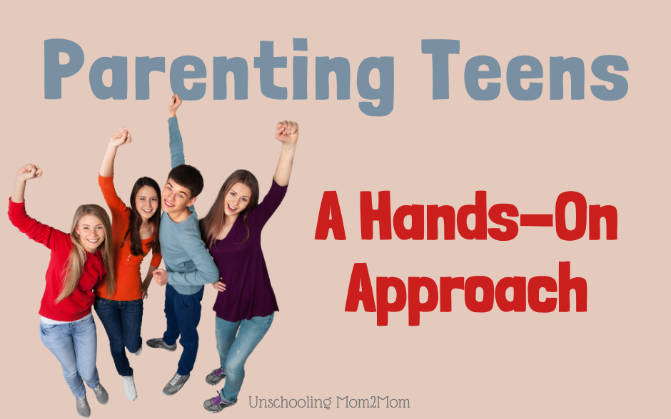 Parenting Teens: A Hands-On Approach
