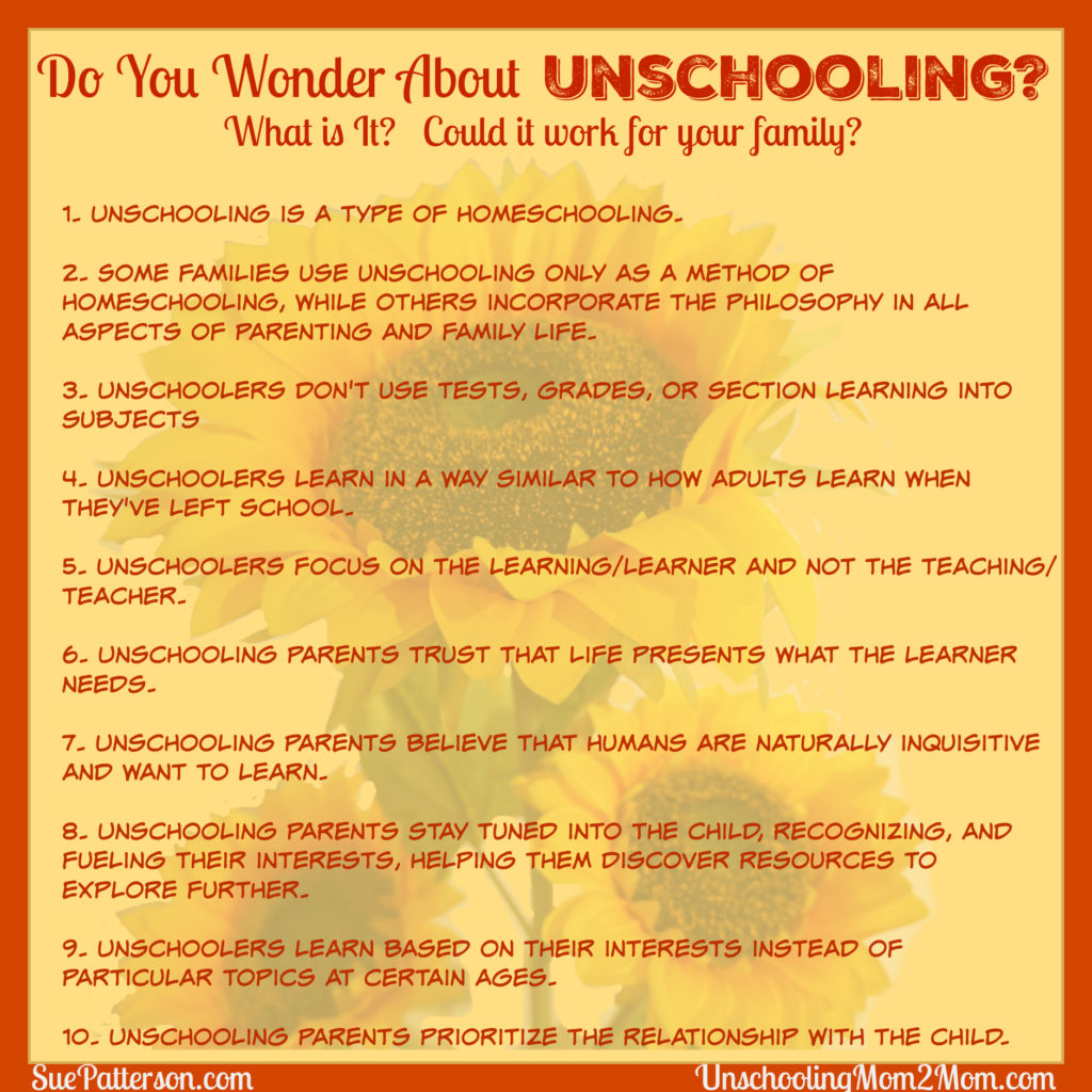 what-is-unschooling