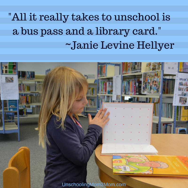Limited Budget Unschooling