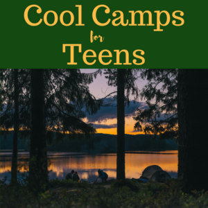 Camps and Conferences for Unschooled Teens