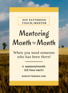 Mentoring Month by Month