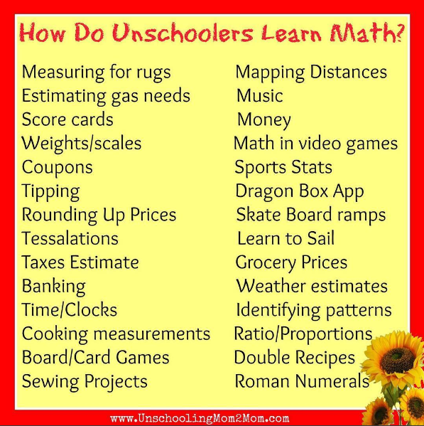 Unschoolers-Learn-Math