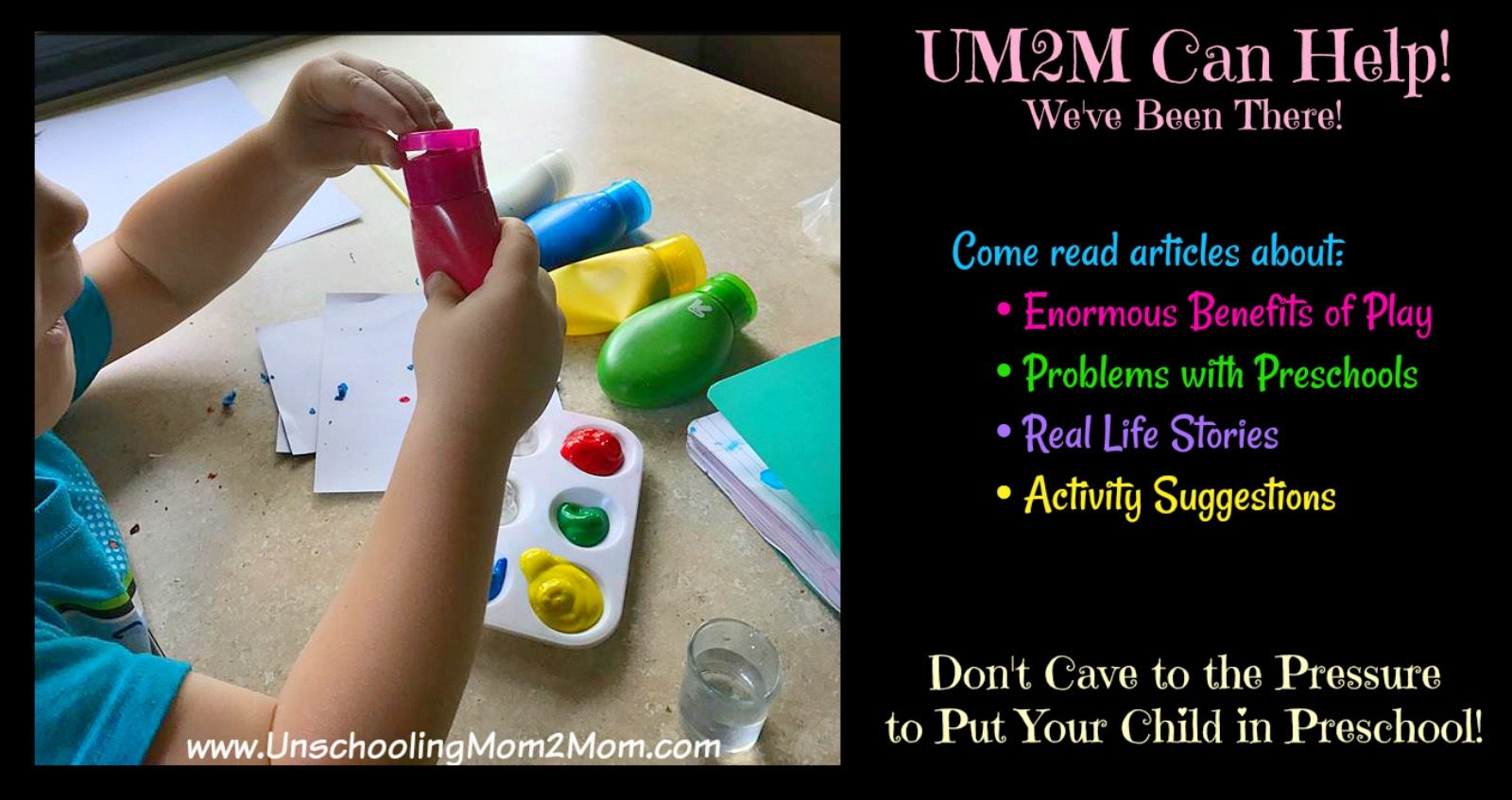 How Twisted Eearly Childhood Education >> Unschooling Pre Schoolers Unschooling Mom2mom