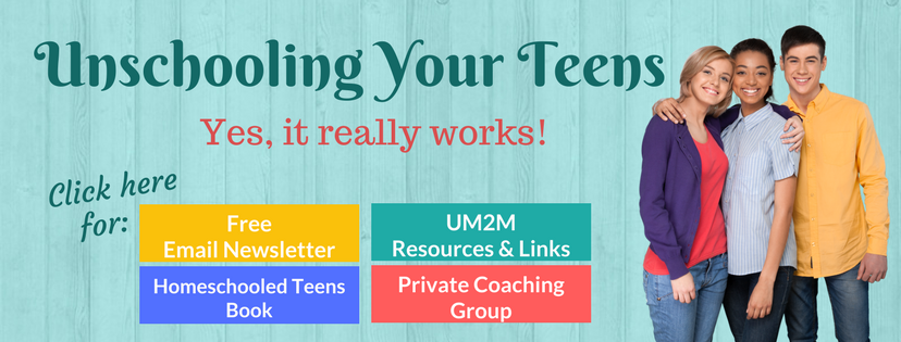 Unschooling Your Teens