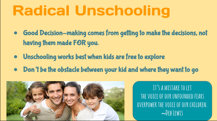 radical-unschooling