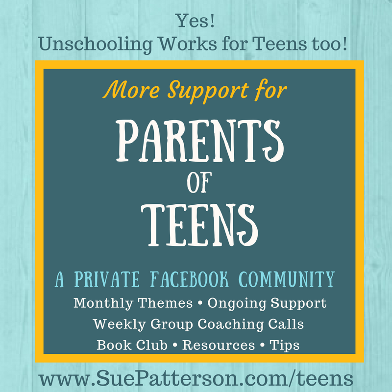 Parents of Teens