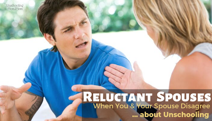 Reluctant Spouse