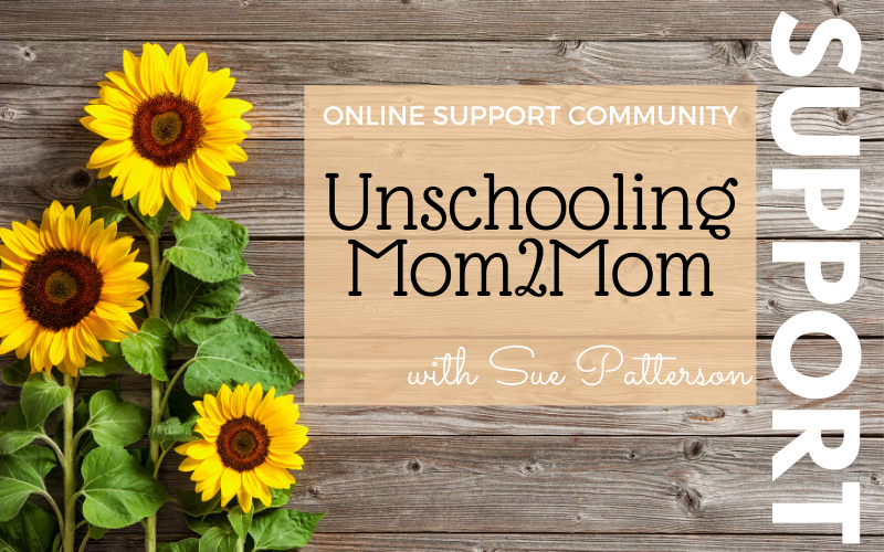 Unschooling Support Group