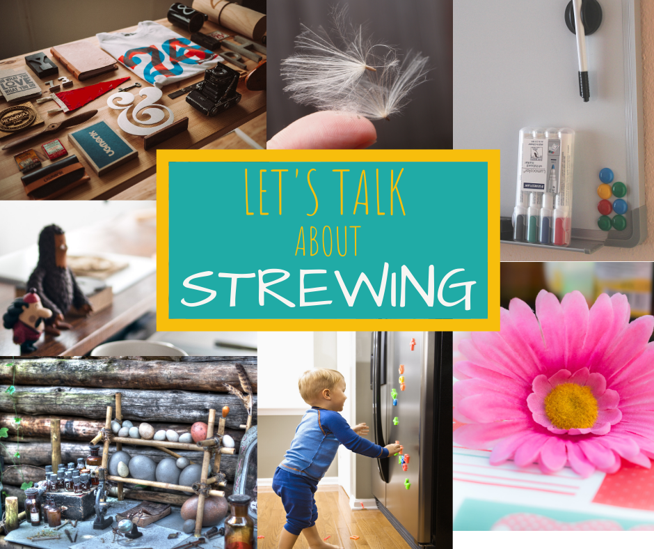 Unschooling & STREWING
