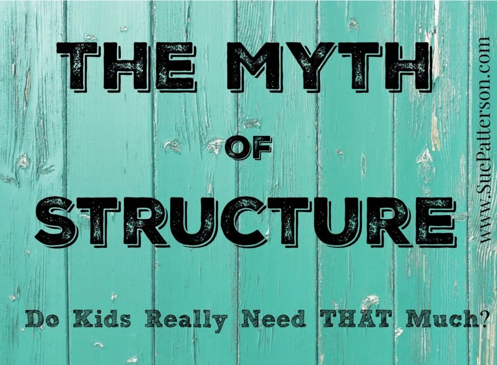 The Myth of Structure