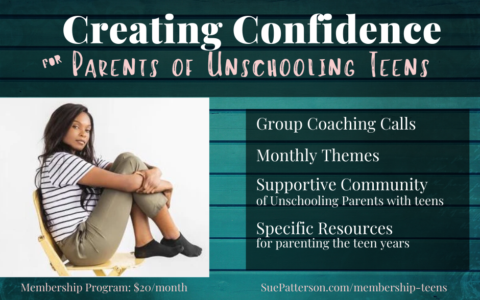 Creating Confidence Membership for Parents of Teens
