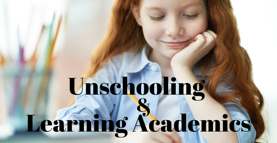 Ages and Stages - Unschooling 5-12 year olds