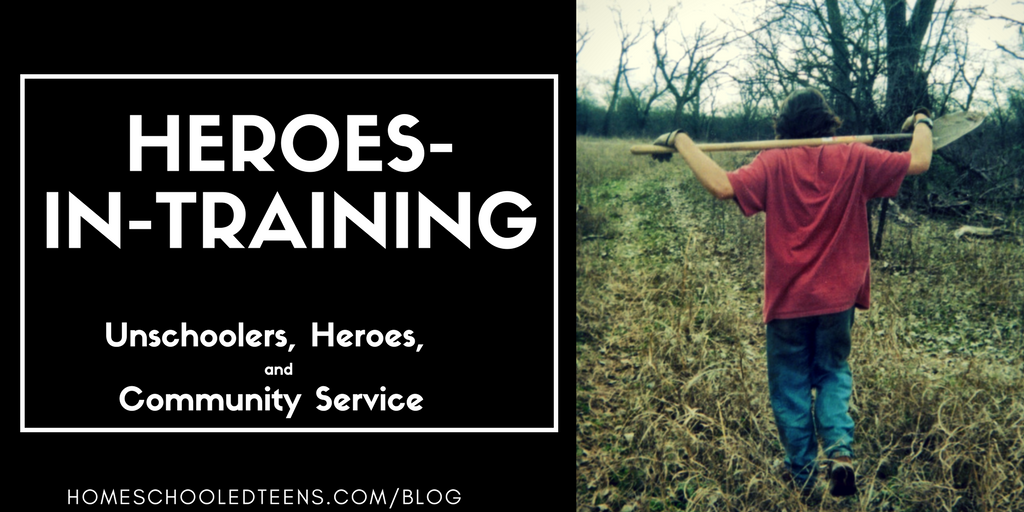 Heroes in Training