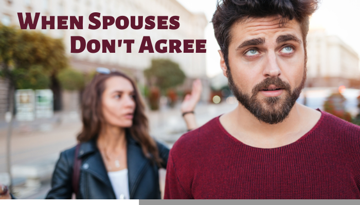 When Spouses Don't Agree About Unschooling