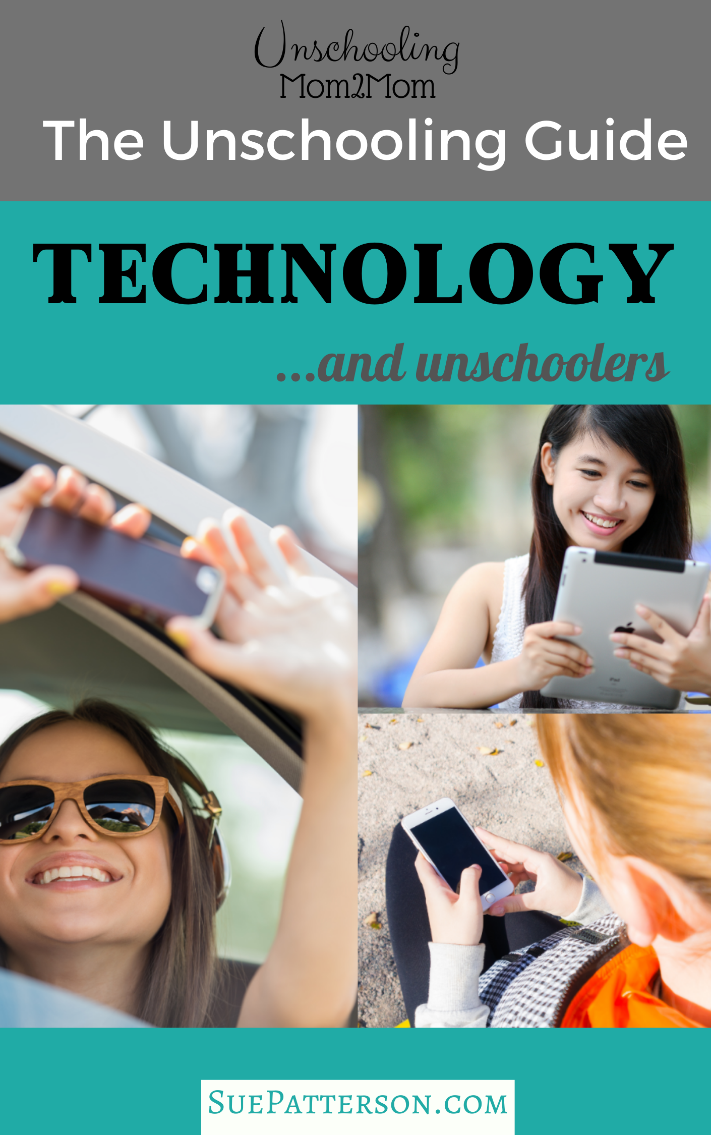 Technology & Unschoolers