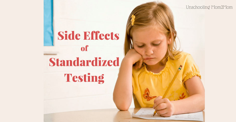 The Side Effects of Standardized Testing