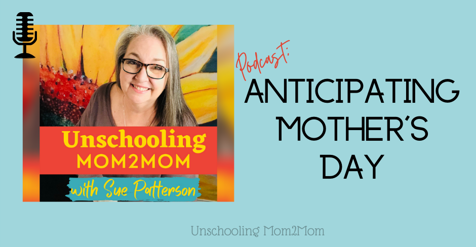 Podcast Cover: Anticipating Mother's Day