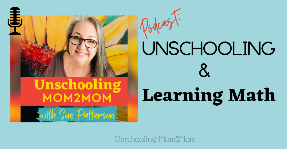 Unschooling and Math