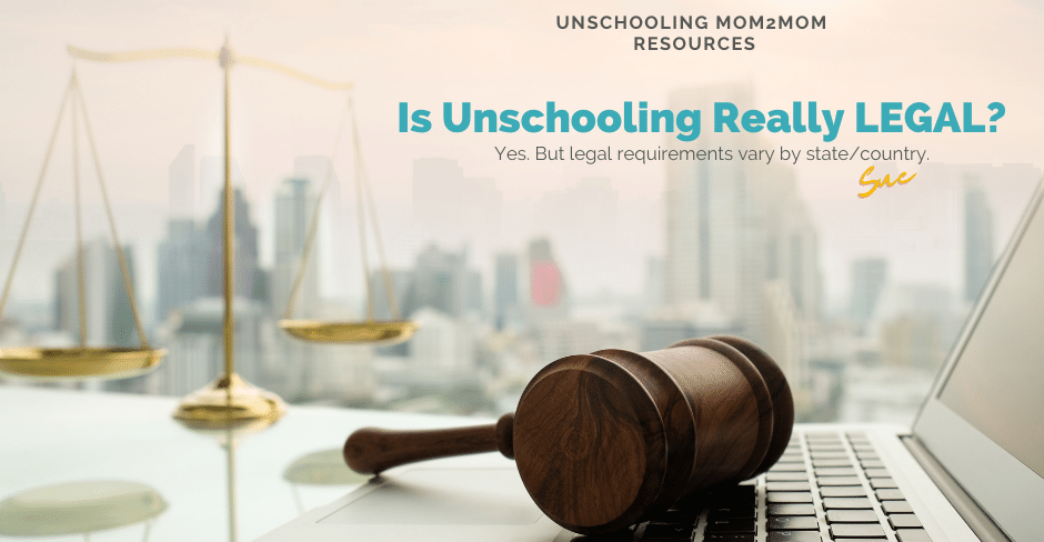 Is Unschooling Legal?
