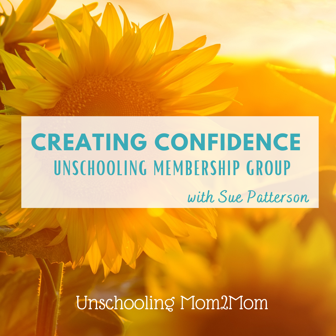 Creating Confidence Membership with Sue Patterson