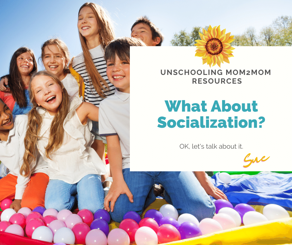 Unschooling and Socialization